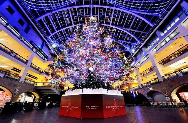 2018 サッポロファクトリー クリスマスイルミネーション
