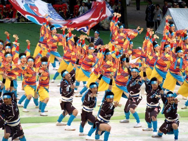 第27回YOSAKOIソーラン祭り
