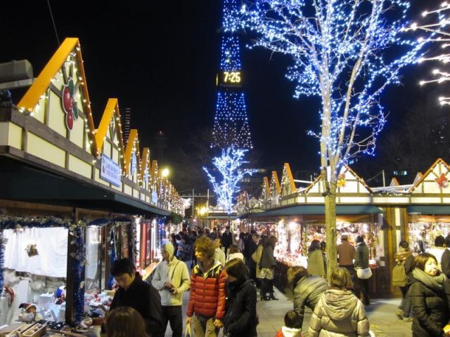 第16次慕尼黑·聖誕節市in Sapporo