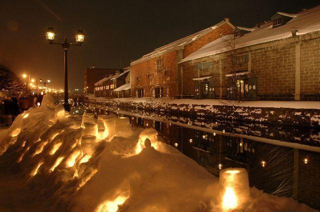 第23回小樽雪あかりの路