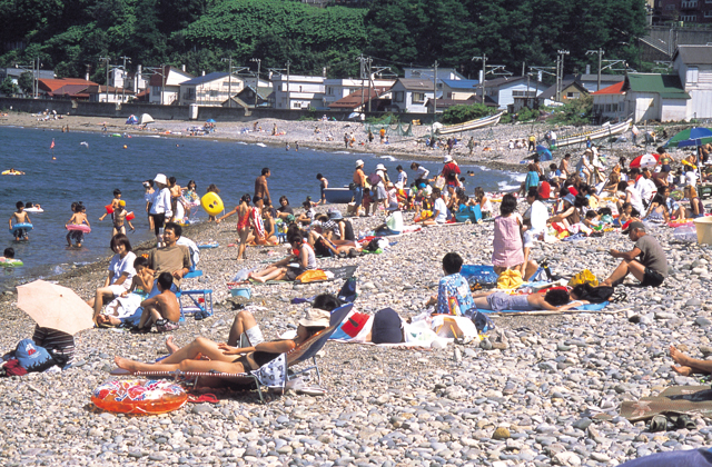 東小樽海水浴場