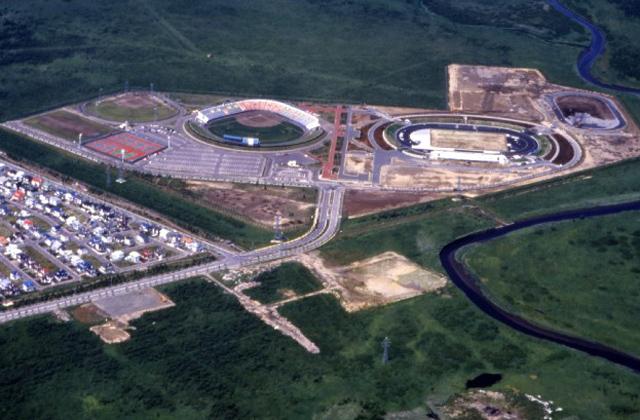 大規模運動公園
