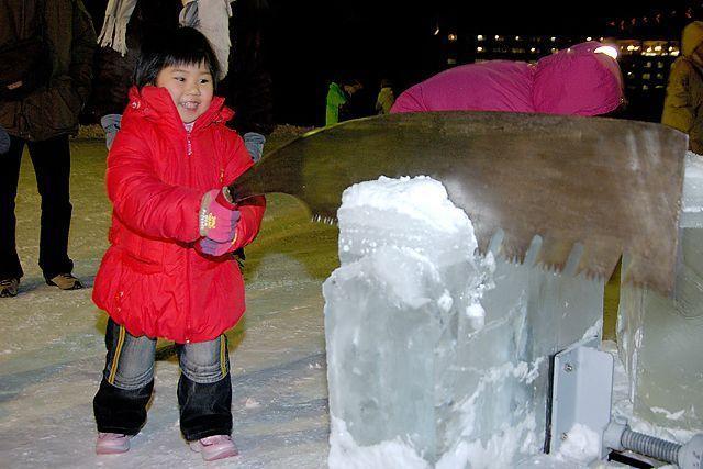 【2020年度中止】阿寒湖氷上フェスティバル IC...