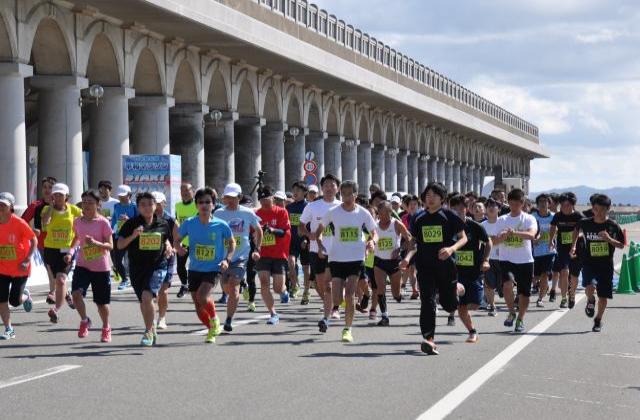 日本最北端わっかない平和マラソン