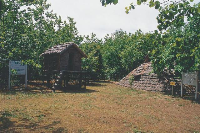 オムサロ台地竪穴群
