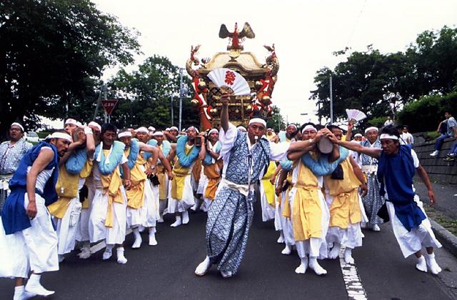 金刀比羅神社 例大祭