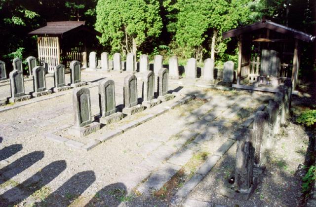 赤穂四十七士の墓