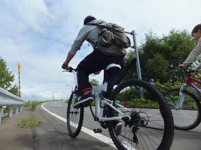 深川グルメサイクリング(音江山麓コース)