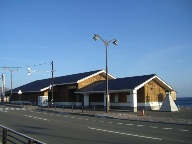 道の駅 北前船松前