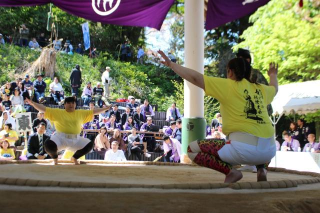 【2021年中止】北海道女だけの相撲大会
