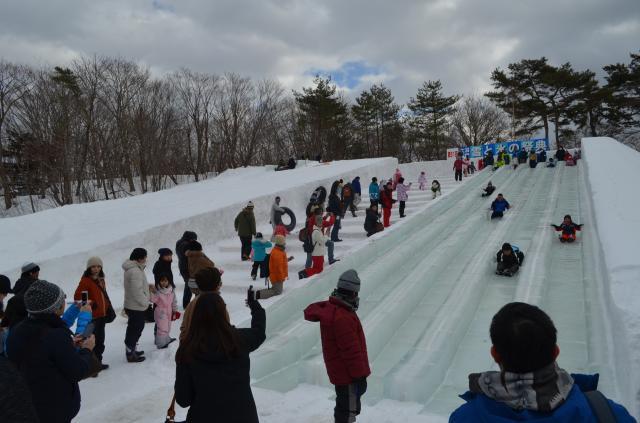 大沼函館雪と氷の祭典