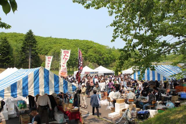 【開催未定】鹿部春のえびつぶ祭り