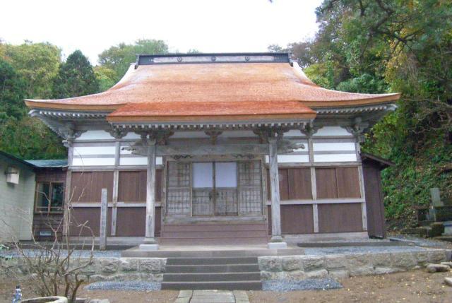 上國寺本堂