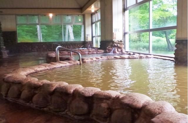 上ノ国町国民温泉保養センター