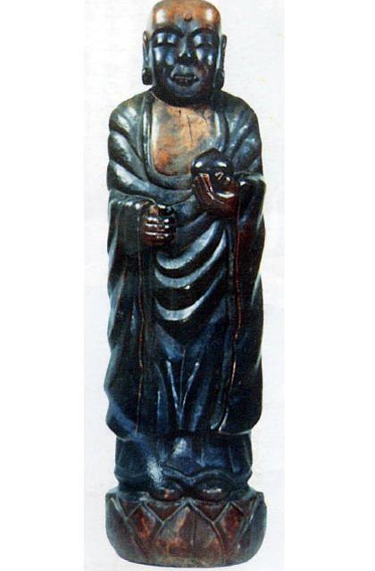 仏像(木喰作)