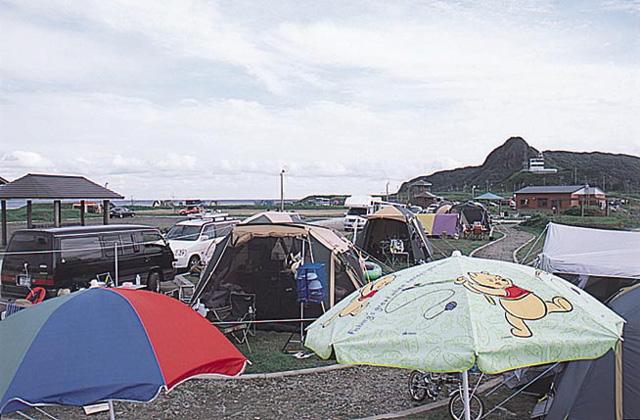 賽の河原公園キャンプ場