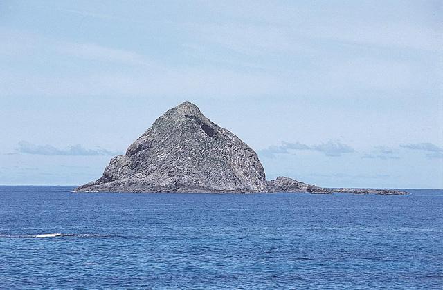 無縁島海岸 海水浴適地