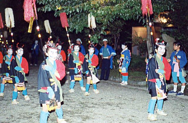 寿都神社例大祭