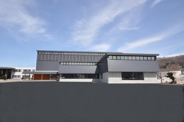 黒松内町総合体育館