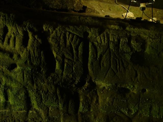 国指定史跡フゴッペ洞窟