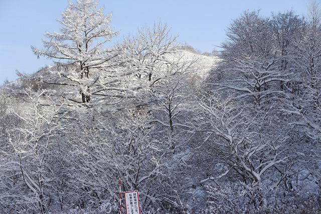 上砂川町の冬