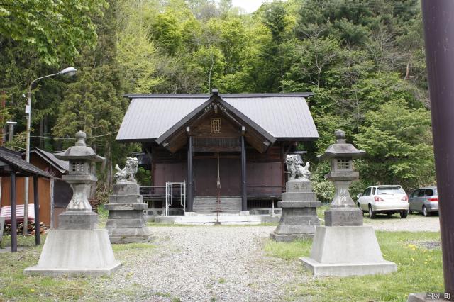 上砂川神社