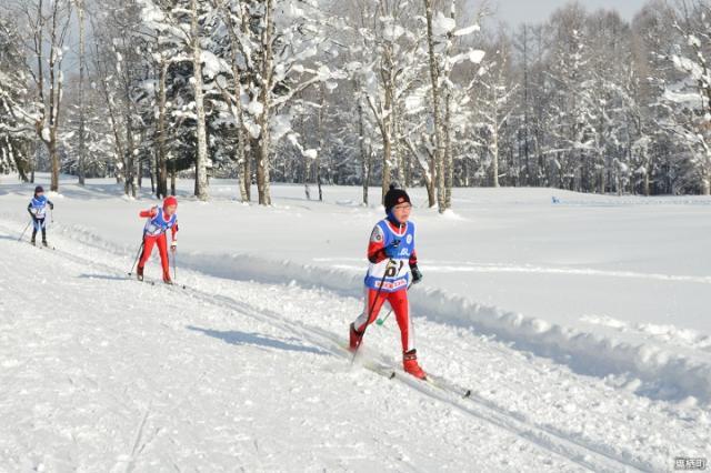 鷹栖町 歩くスキーコース
