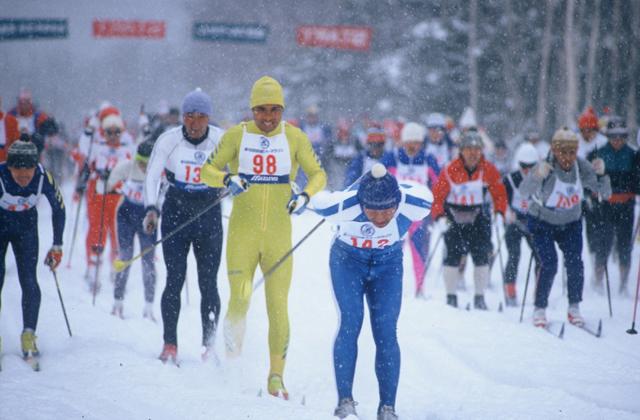 宮様国際スキーマラソン