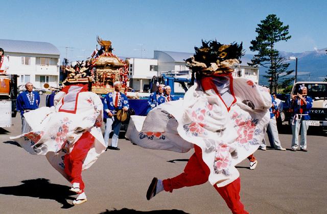 津軽獅子舞