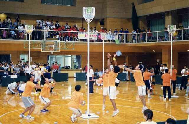 全日本玉入れ選手権大会