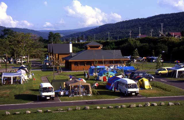 増毛リバーサイドパーク オートキャンプ場