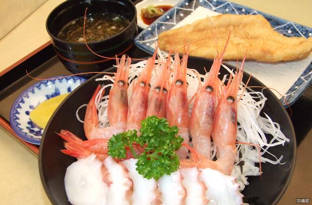 甘えび(ホッコクアカエビ)