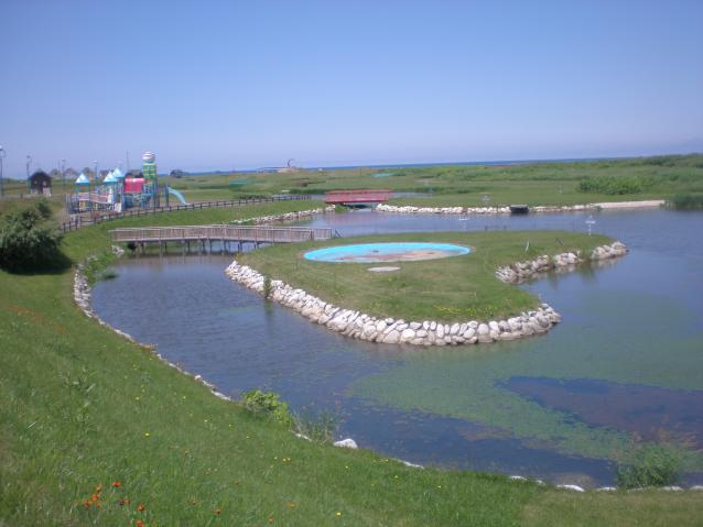 遠別川河川公園