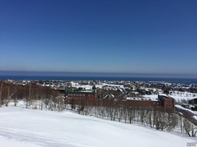 三笠山スキー場