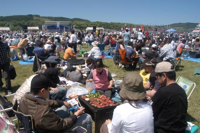 美幌観光和牛まつり