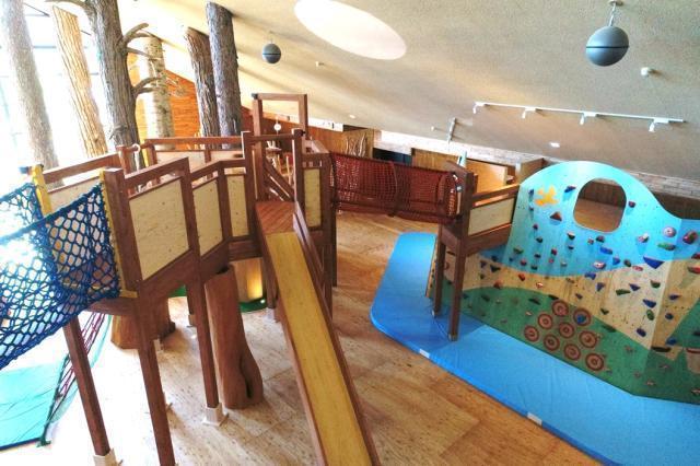 つべつ木材工芸館キノス