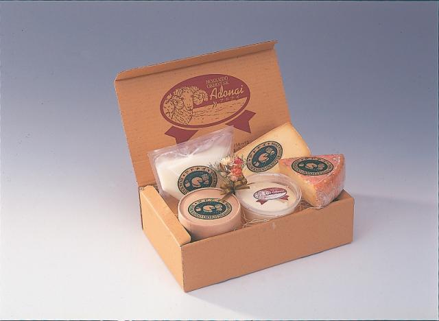 チーズ(チーズ工房アドナイ)