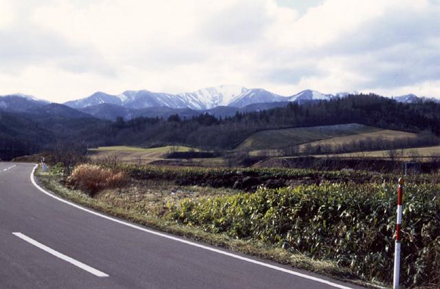 ウエンシリ岳