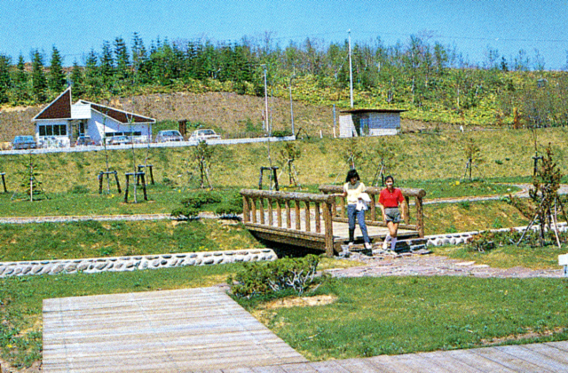 宮の森公園(北海道雄武町)