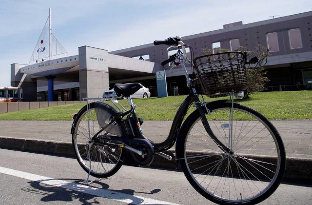 海風満喫!豊浦町のサイクリングコース