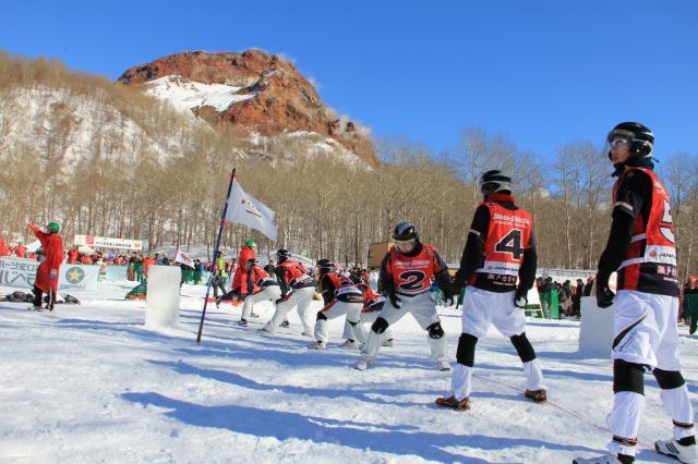第32回昭和新山国際雪合戦
