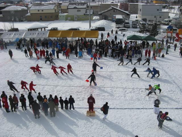 【2021年中止】あつま国際雪上3本引き大会
