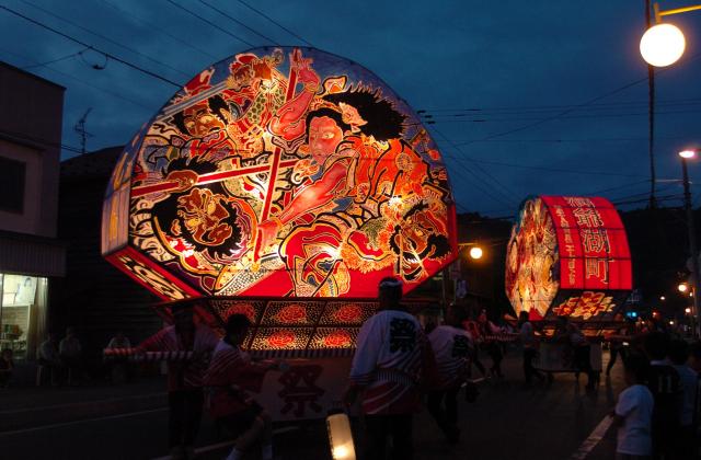 【2020年中止】洞爺夏祭り