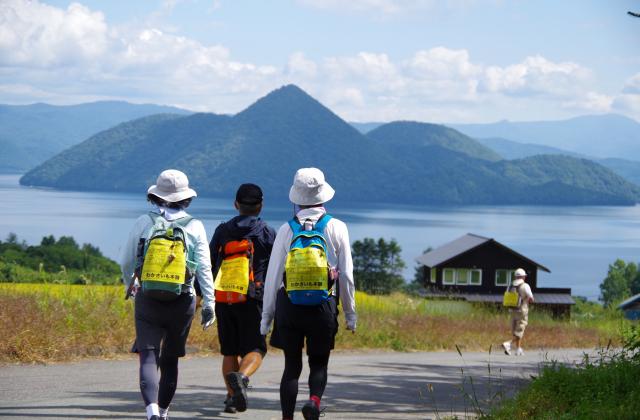 【開催中止】第34回北海道ツーデーマーチMINI