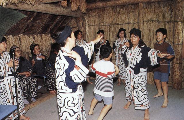 アイヌ文化民族芸能