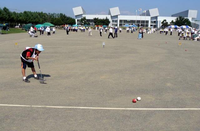 発祥の地杯全国ゲートボール大会