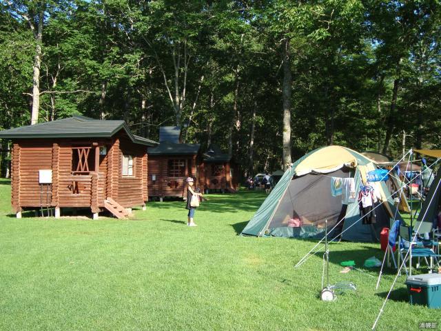 うらほろ森林公園キャンプ場