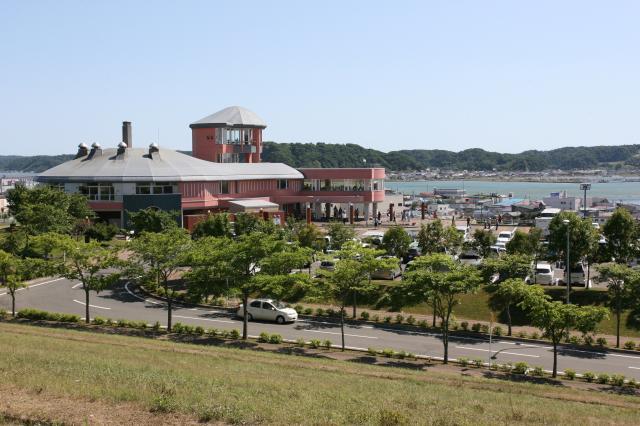 厚岸町総合観光案内所(厚岸味覚ターミナル・コンキリエ内)