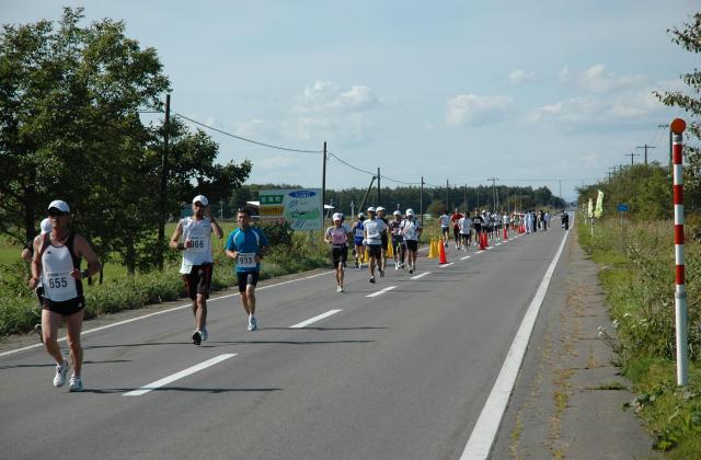 第42回別海町パイロットマラソン