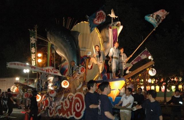 【2020年中止】標津町民祭り 水・キラリ